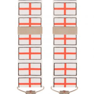 35mm Wide Brace with St Georges Flags